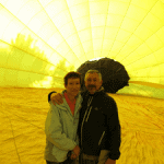 Frank Rückmeldung zu Ballonfahrt Mallorca